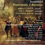 27.11 Sonate de vioară și bas în Biserica Piaristă