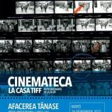 26.11 Afacerea Tănase – documentar despre vânătoarea scriitorilor disidenți români de către Securitate
