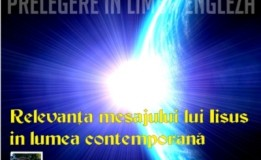 5.12 – Prelegerea Relevanta mesajului lui Iisus in lumea contemporana la BCU Cluj