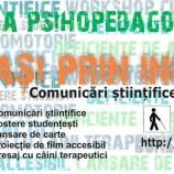 3-5.12 – Manifestarea stiintifica CARTEA ALBA A PSIHOPEDAGOGIEI SPECIALE la Cluj