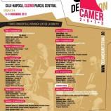 5-14.11 – Incepe Festivalul Internaţional de Muzică de Cameră deCAMERon