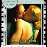 "28.11 – Cinema Cafe: Filmul ""The White Countess"" in Doamna T"