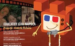 8-17.11 – Proiectii de film EducaTIFF la Cinema Victoria