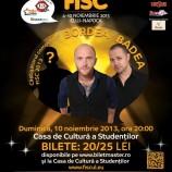 4-10.11 – FISC 2013 incepe la Cluj-Napoca