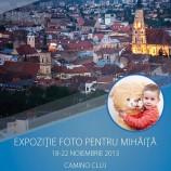 18-22.11 – Eveniment caritabil: Expozitie foto pentru Mihaita