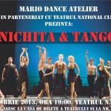 19.12 – Spectacolul Nichita & Tango pe scena Teatrului National