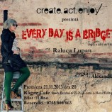 21.11 – EVERY DAY IS A BRIDGET DAY – One-Woman Show