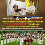 2.12 – ANULAT – Concert extraordinar sustinut de Ion Paladi si Orchestra Lăutarii la Cluj