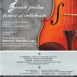 5.11 – Recital caritabil Serban Lupu si Cipriana Gavrisiu, pentru tineri si democratie
