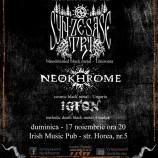 17.11 – Concert Syn Ze Sase Tri, Neokhrome si Igfon in Irish Music Pub
