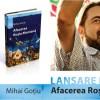 16.11 – Lansarea cartii Afacerea Rosia Montana de Mihai Gotiu