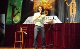 """Costel, la Festivalul de stand up comedy: """"doriți o ciorbă de verișoare?"""""""