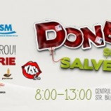 25-29.11 – Doneaza si Salveaza: Campanie de donare de sange la Cluj-Napoca