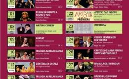 9.11 – Spectacolul HAMLET pe scena Teatrului National