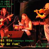 "10.12 – Concert ""Focul Viul"" la Cluj-Napoca"