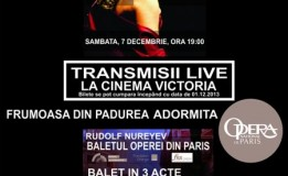 16.12 Opere celebre, live la Cinema Victoria