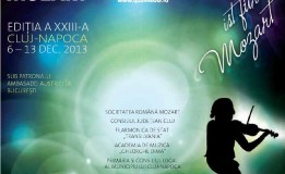 6-13.12 – Incepe Festivalul International Mozart 2013. Program
