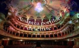 14.12 – Noaptea Porţilor Deschise la Teatrul Naţional Cluj-Napoca