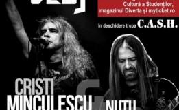 20.02 Concert Cristi Minculescu & Nuțu Olteanu Supergrup