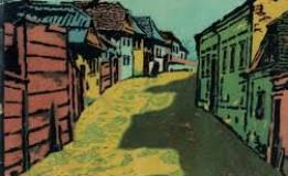 Piezişă…strada care nu doarme niciodată