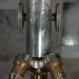 Microscopul lui Emil Racoviță se află în Muzeul de Speologie din Cluj