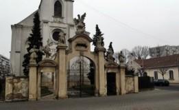 Sfinții din intersecție, o minune a Clujului