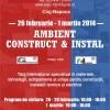 26.02 – 2.03 Târg de construcții și instalații la Expo Transilvania