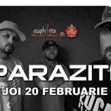 20.02 Paraziţii la Euphoria Music Hall