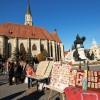 1.03 – 2.03 Targ de Marțișoare în Piața Unirii