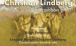 28.02 Dirijorul Filarmonicii Arctice face spectacol la Cluj