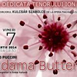 7.03 Invitaţie la Operă – Madama BUTTERFLY