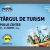 21 – 23.03 Târg de turism la Polus Center