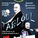 27.04 Piesa de tatru Tabloul