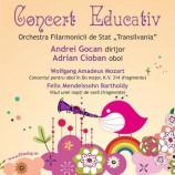 5.04 Concert educativ cu  Orchestra Filarmonicii