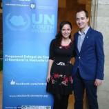 14.04 Delegații de Tineret ai României la Națiunile Unite ajung la Cluj