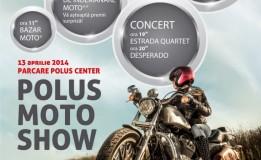 13.04 Moto show la Polus Center