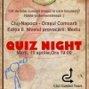 15.04 Quiz Night in Cluj
