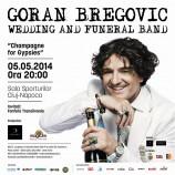 05.05 Goran Bregovic la Sala Sporturilor