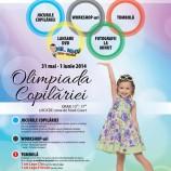 31.05 – 01.06 Olimpiada Copilariei