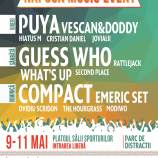09.05 – 11.05 Napoca Music Event 2014