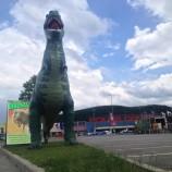 31.05 – 08.06 Dinozauri la Polus Center