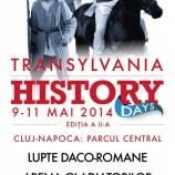 09.05 – 11.05 Transylvania History  in Parcul Central
