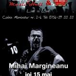 15.05 Mihai Margineanu la Cluj