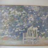 """4.06 – 6.07 FOTO Expoziţia """"Grădini"""" la Muzeul de Artă"""