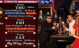 03.07 karaoke in My Way