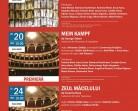 24.07 Premiera Zeul Macelului la Teatrul National