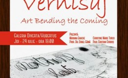 24.07- 07.08 Vernisaj Art Bending – The coming