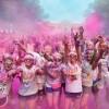 """12.07 """"The Color Run"""" – cursa colorată din centrul Clujului"""