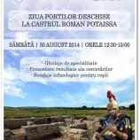 30.08 Ziua Porților Deschise la Castrul Roman Potaissa