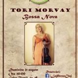 31.08 Seară de bossa nova cu Tori Morvay- vioară